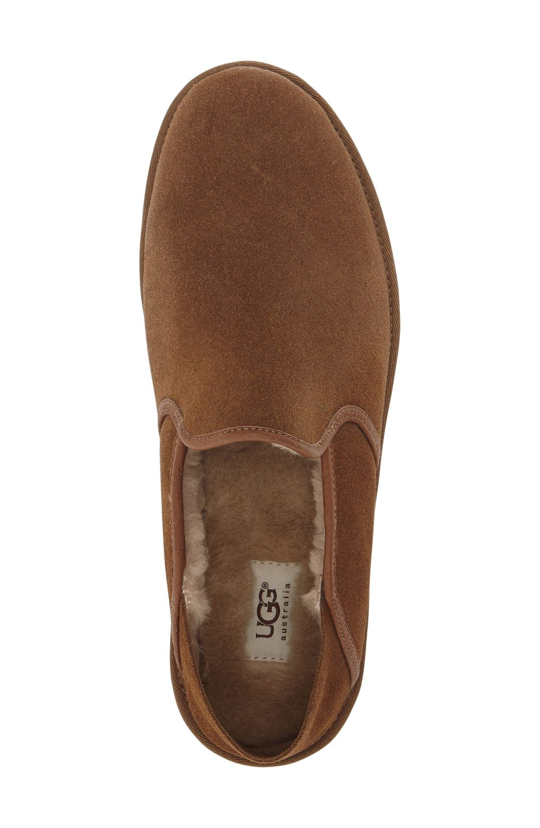 Alternate Image 3  - UGG® Cooke Slipper (Men)