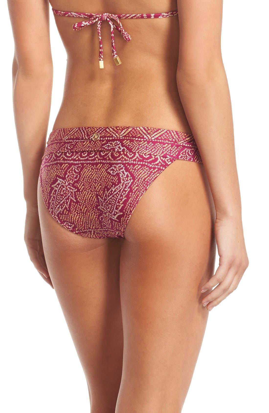 Alternate Image 2  - ViX Swimwear 'Boho Bia' Bikini Bottoms