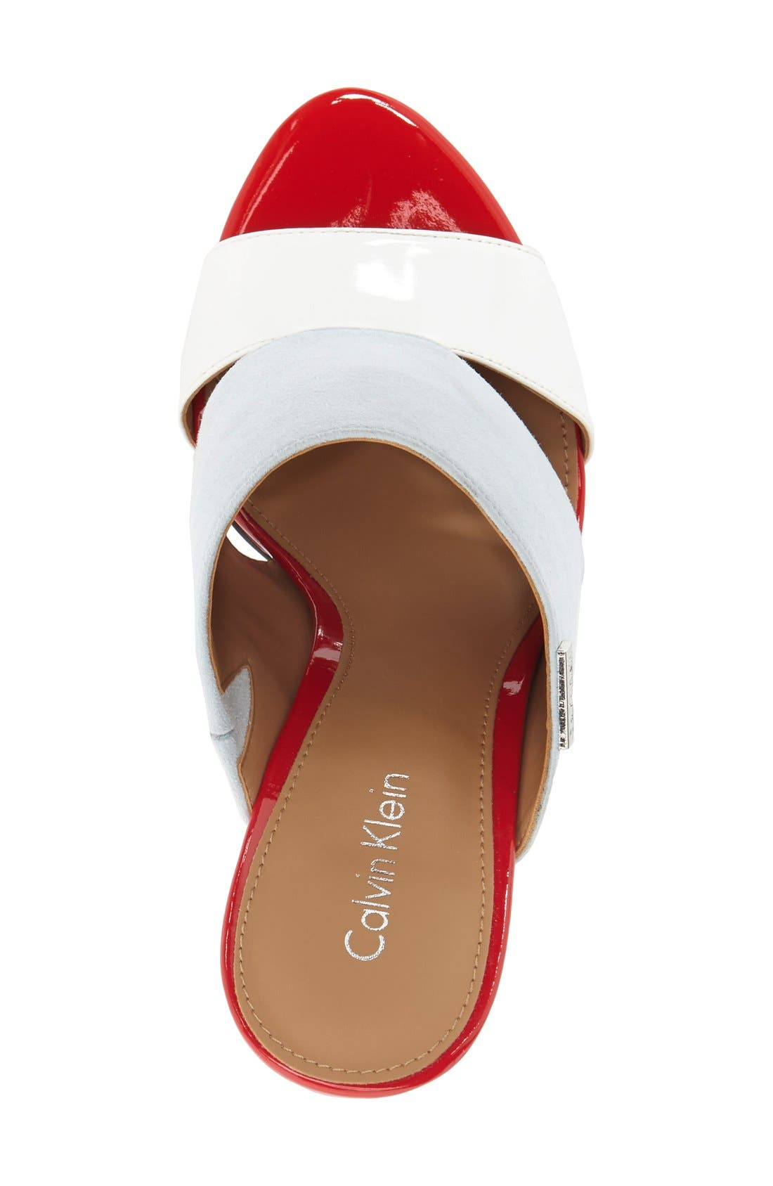 Alternate Image 3  - Calvin Klein 'Ninfa' Mule (Women)
