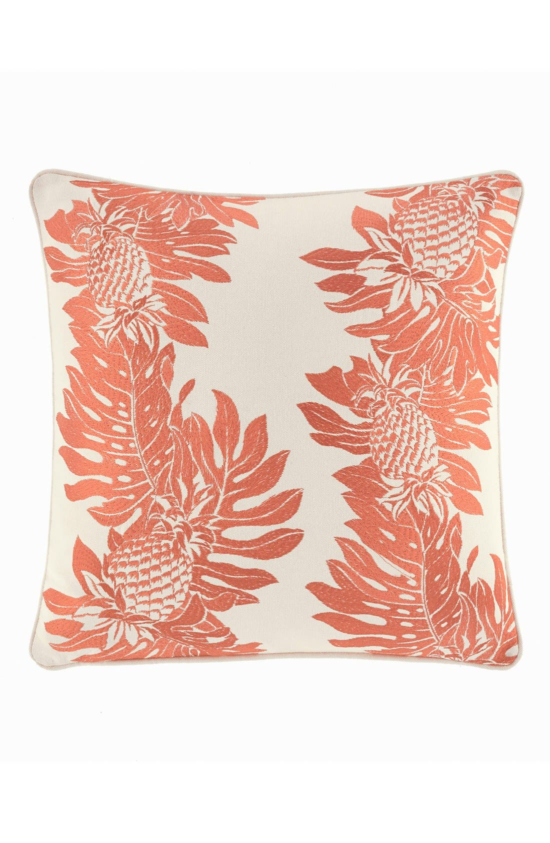 Alternate Image 1 Selected - Tommy Bahama 'Pineapple' Accent Pillow