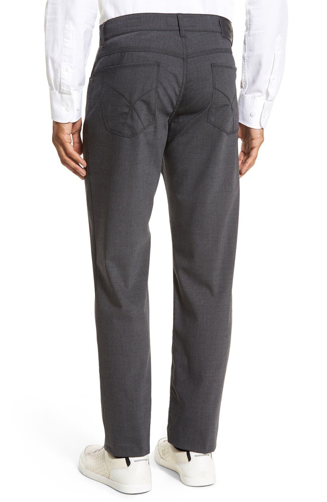 Alternate Image 2  - Brax 'Manager' Five-Pocket Wool Pants