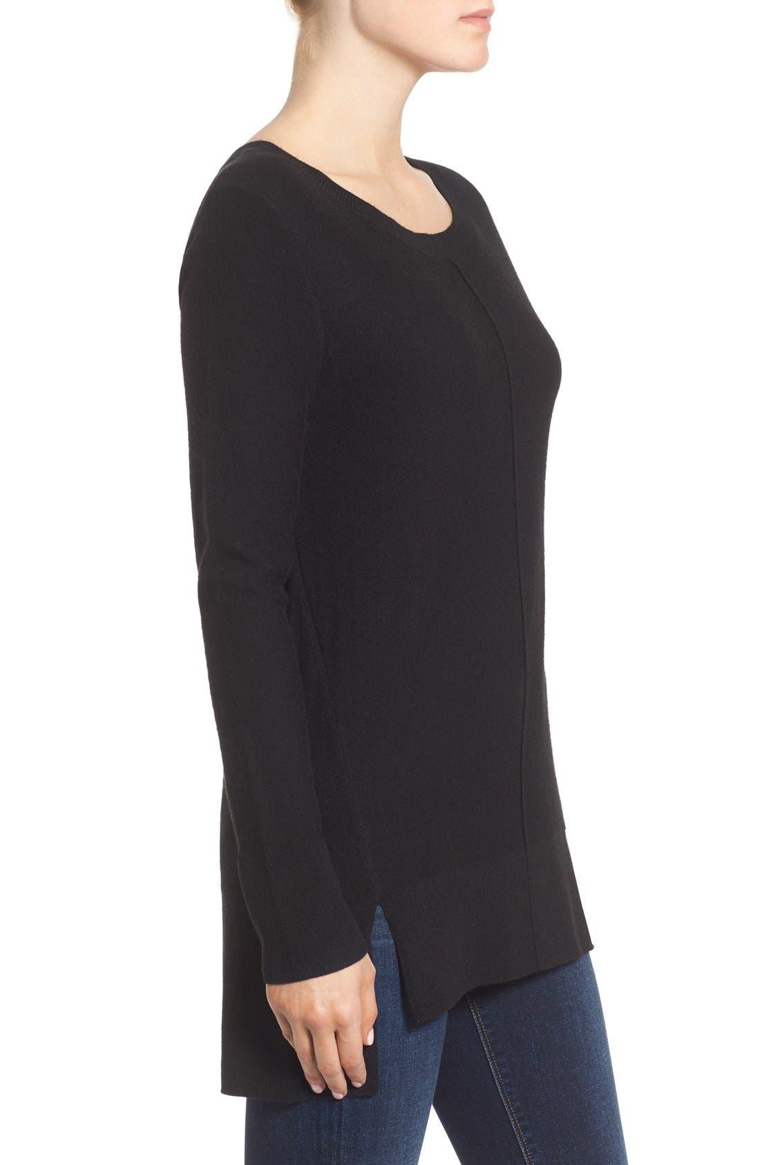 Alternate Image 3  - Trouvé Side Slit Sweater
