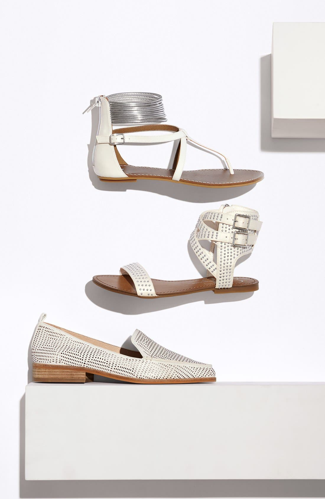 Alternate Image 6  - Vince Camuto 'Kade' Cutout Loafer (Women) (Nordstrom Exclusive)