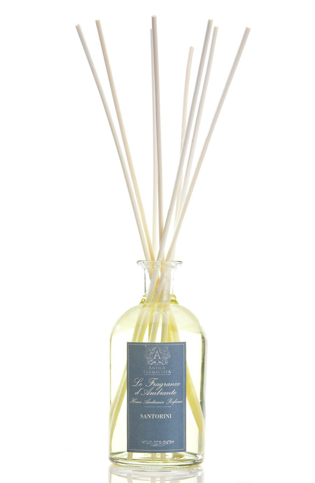 Santorini Home Ambiance Perfume,                             Main thumbnail 1, color,                             No Color