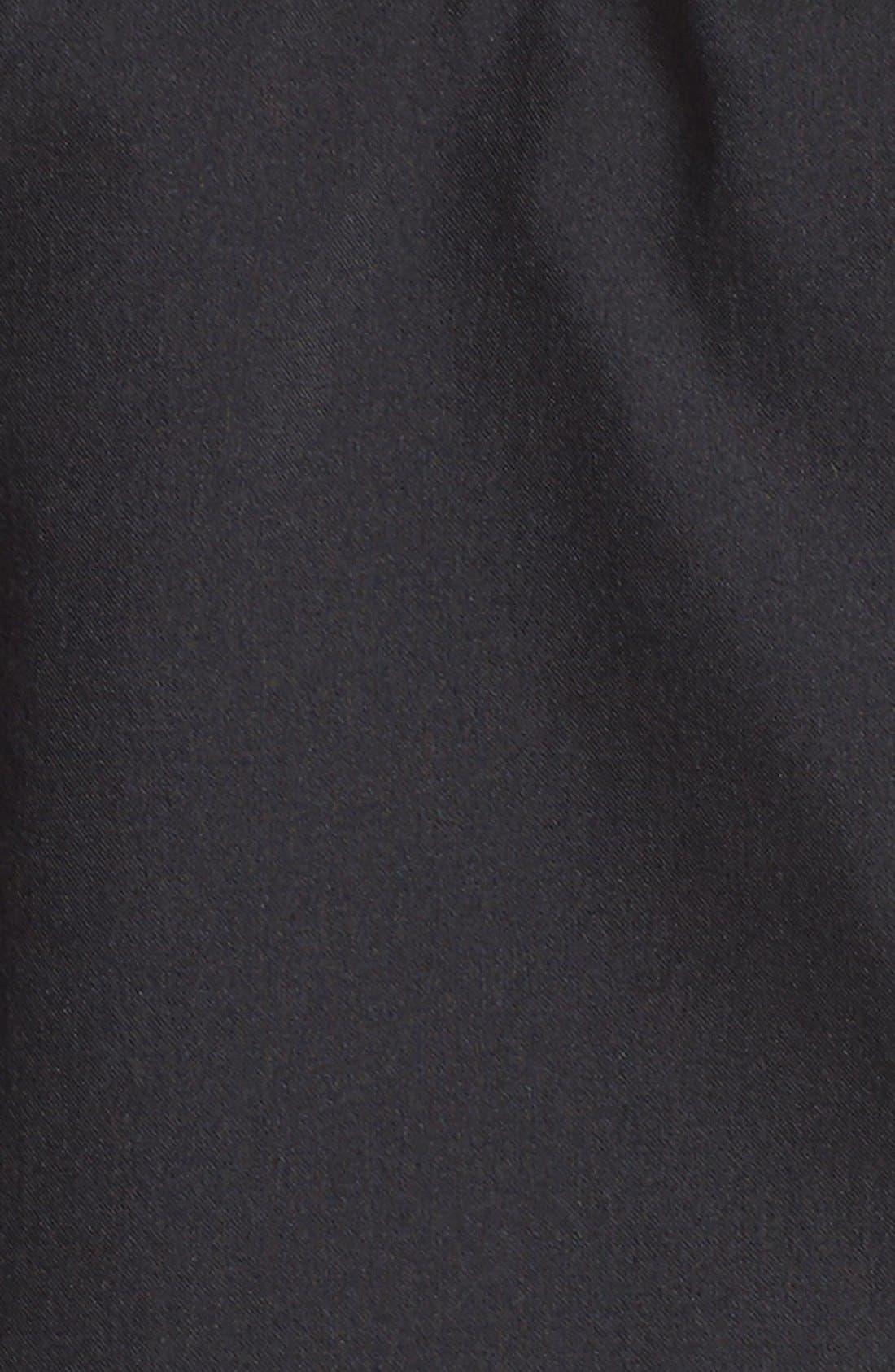 'Chaser 3' Running Shorts,                             Alternate thumbnail 6, color,                             Black