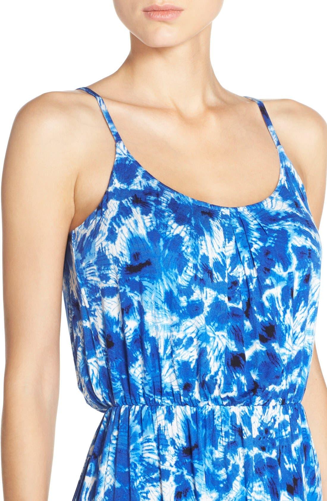 Alternate Image 4  - Felicity & Coco 'Ezri' Print Maxi Dress (Regular & Petite) (Nordstrom Exclusive)