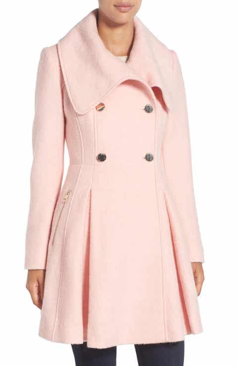 Pink Coats & Jackets for Women | Nordstrom | Nordstrom