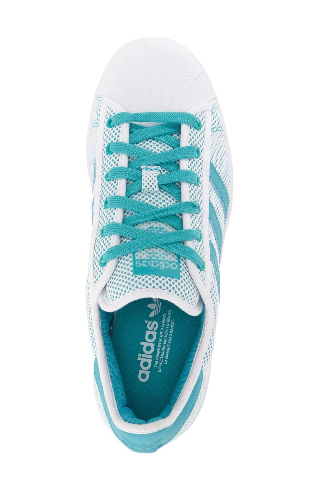 Alternate Image 3  - adidas 'Superstar ADICOLOR' Sneaker (Women)
