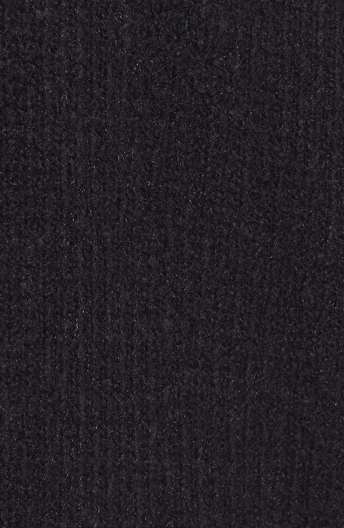 Alternate Image 5  - Halogen® Open Front Knit Cardigan