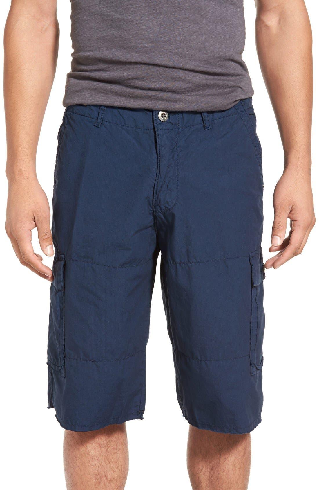 'Havasu' Cargo Shorts,                         Main,                         color, Navy