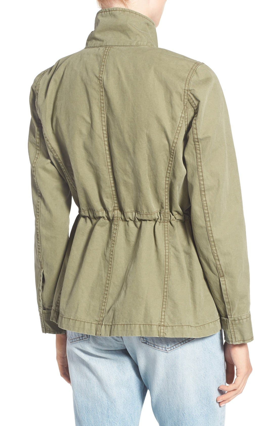 Alternate Image 2  - Madewell Fleet Jacket