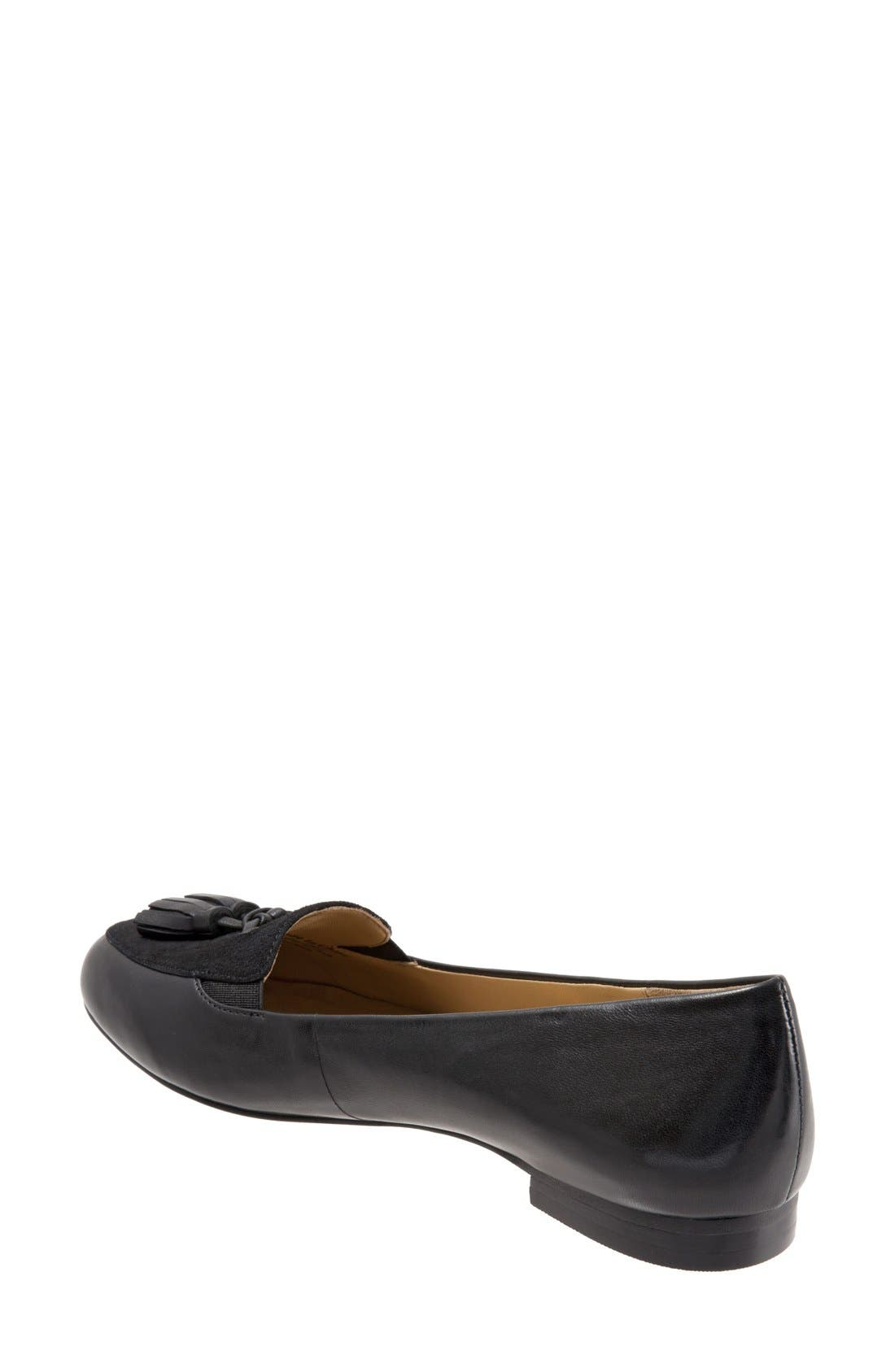 Alternate Image 2  - Trotters 'Caroline' Tassel Loafer (Women)