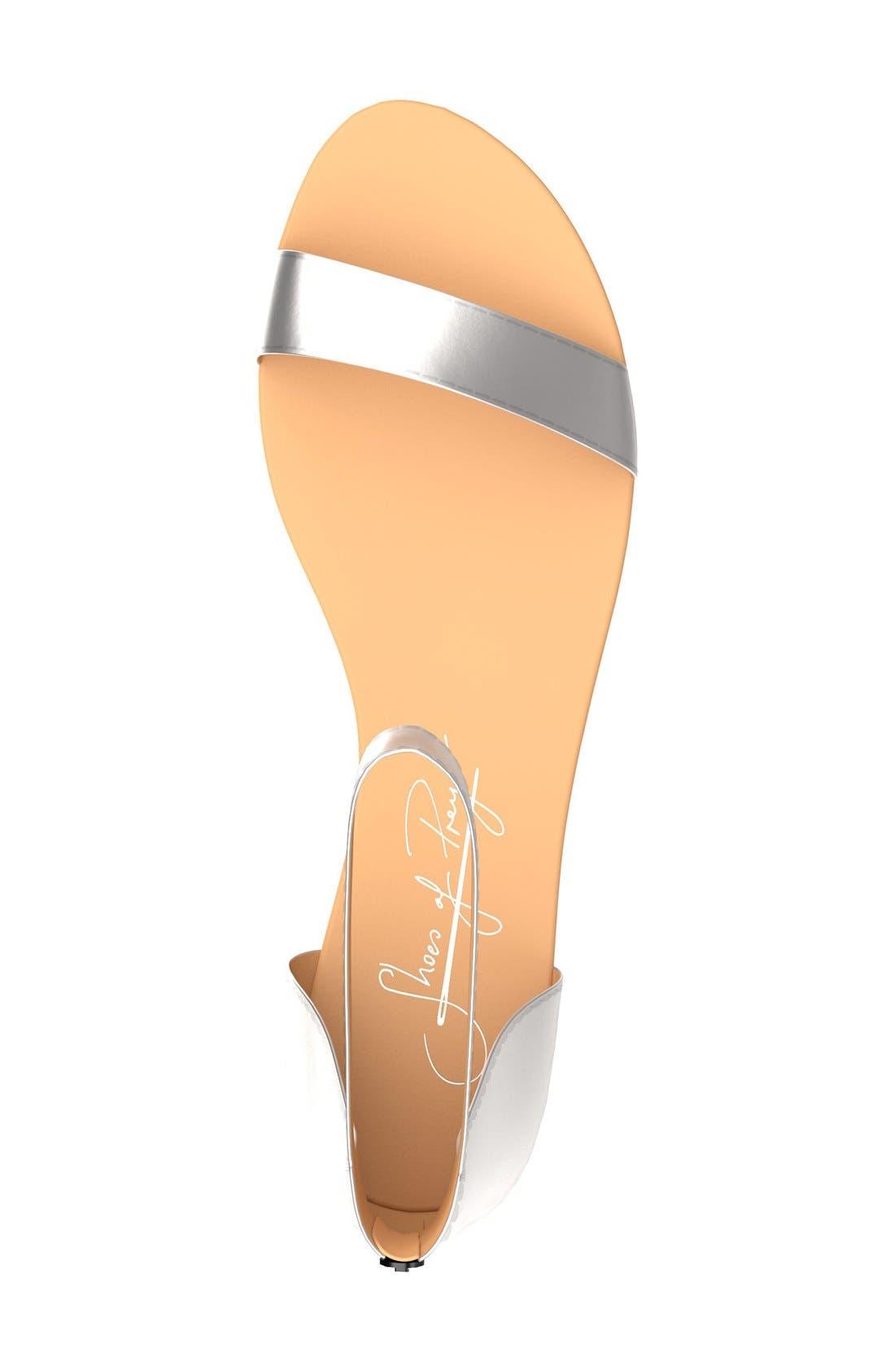 Alternate Image 3  - Shoes of Prey Ankle Strap Sandal (Women)