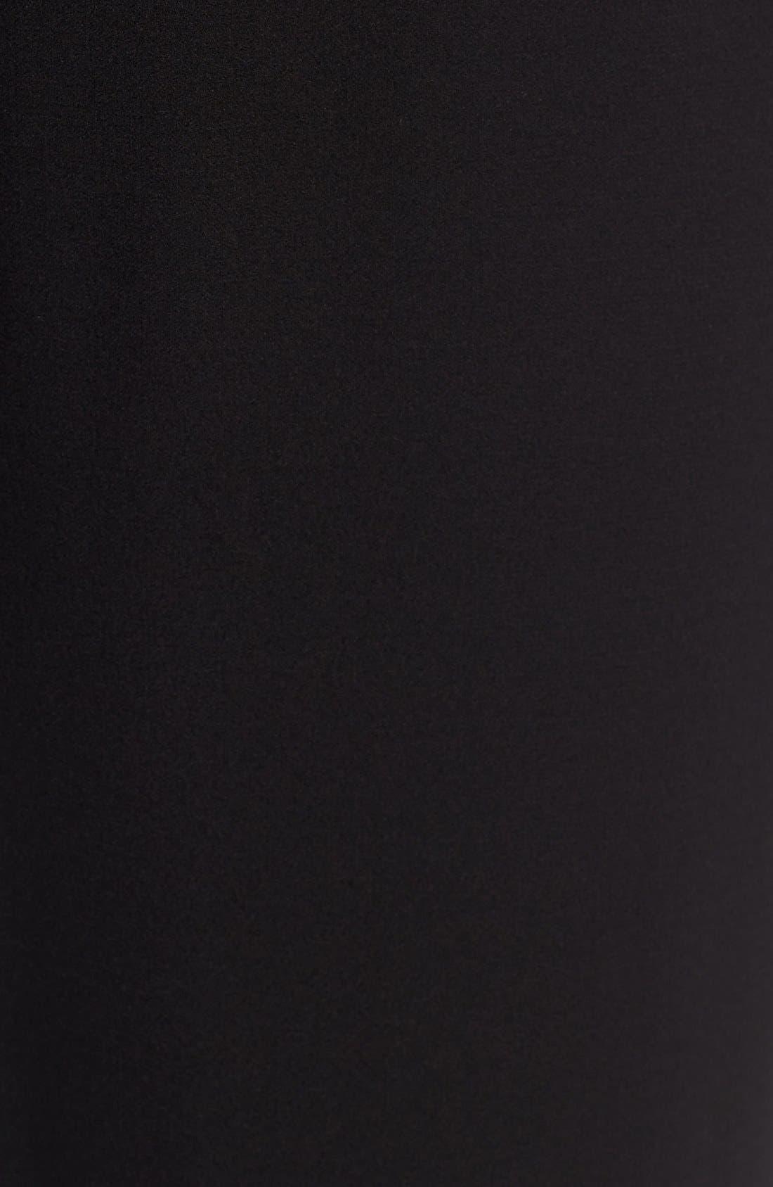 Alternate Image 5  - Eileen Fisher Silk Crepe Ankle Pants (Regular & Petite)