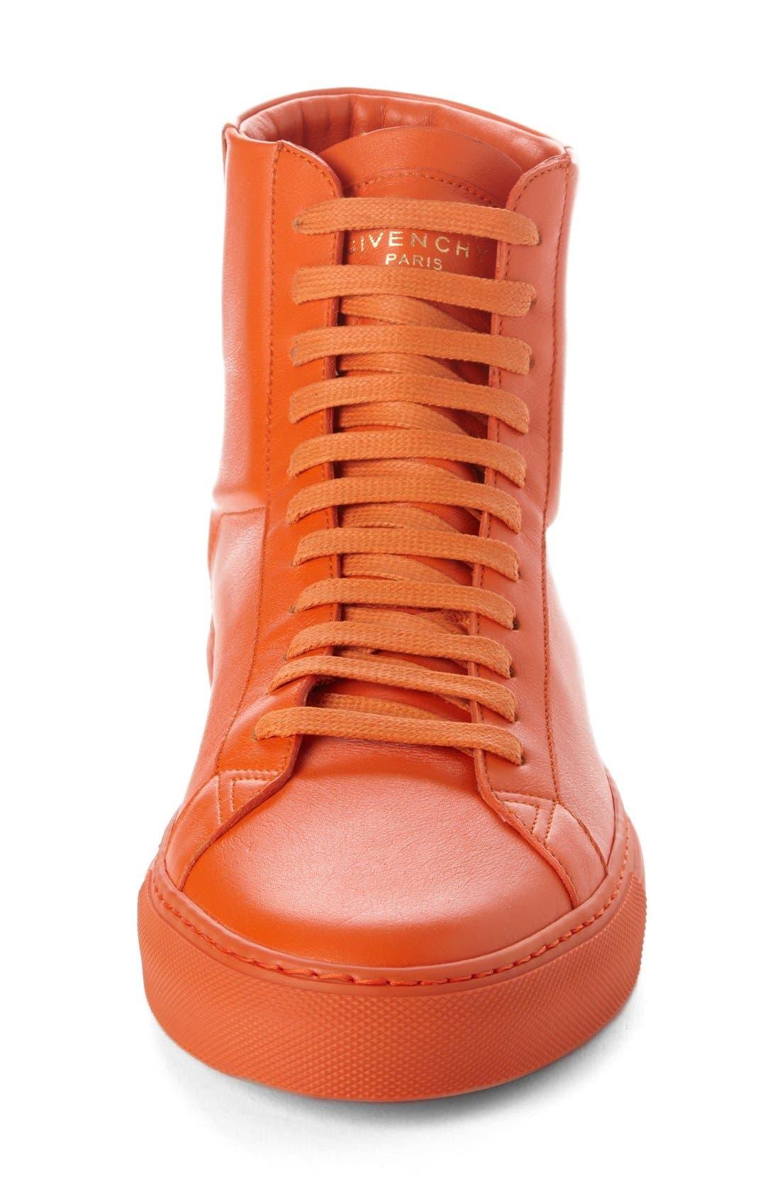 Alternate Image 4  - Givenchy 'Urban Knots' High Top Sneaker (Men)