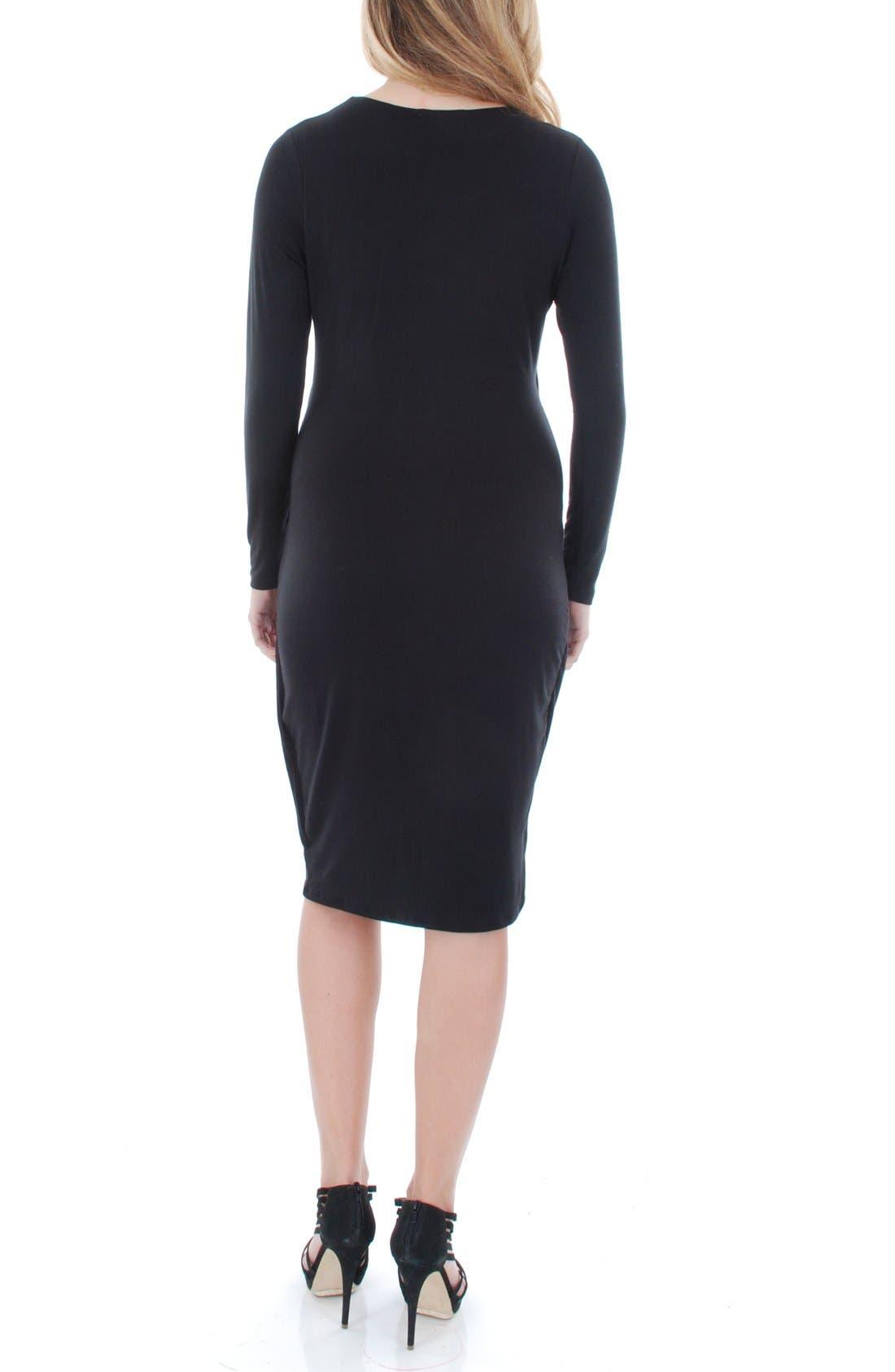 Alternate Image 3  - Everly Grey 'Sloan' Maternity/Nursing Dress