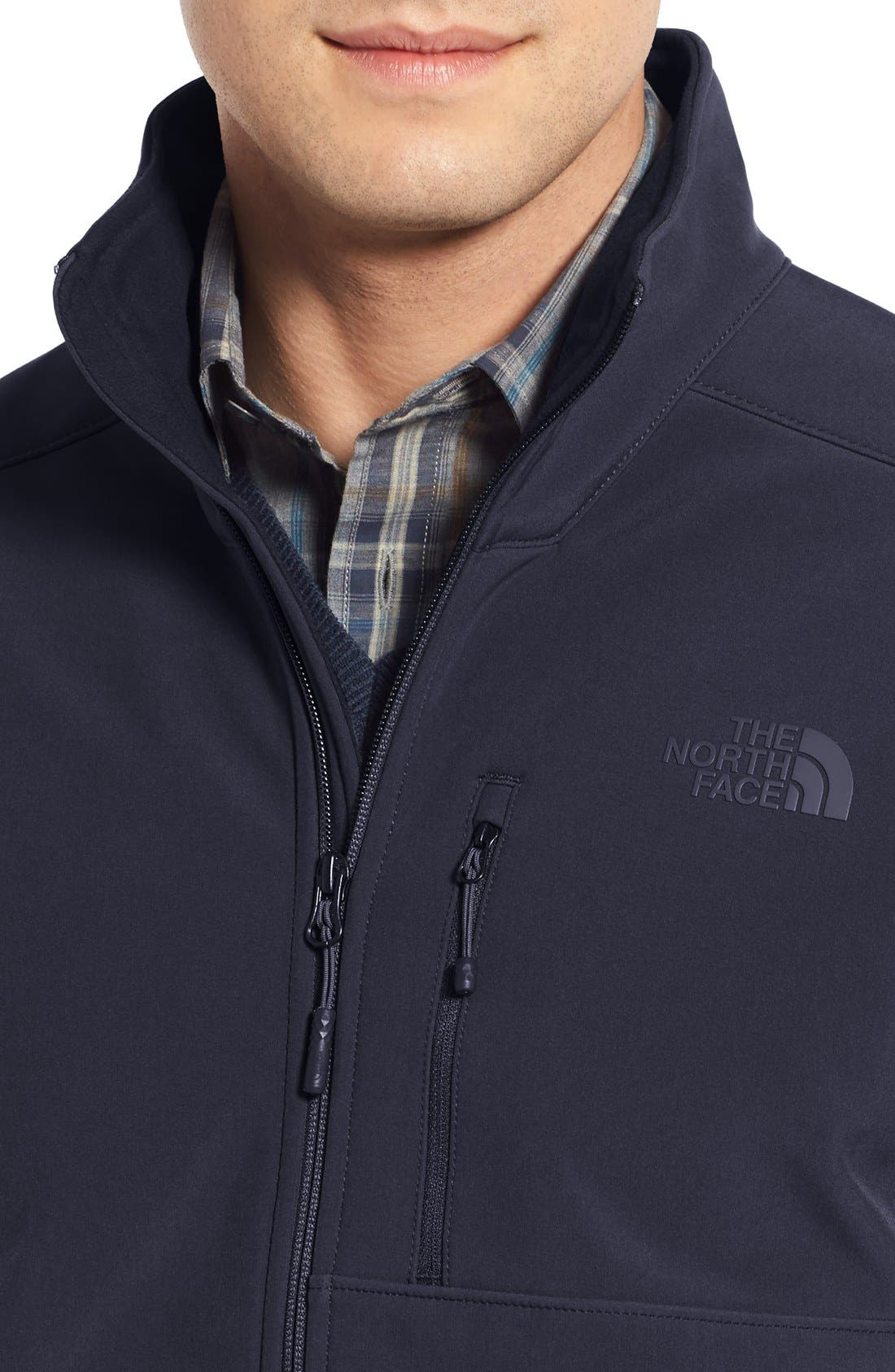 Alternate Image 4  - The North Face 'Apex Bionic 2' Windproof & Water Resistant Soft Shell Jacket