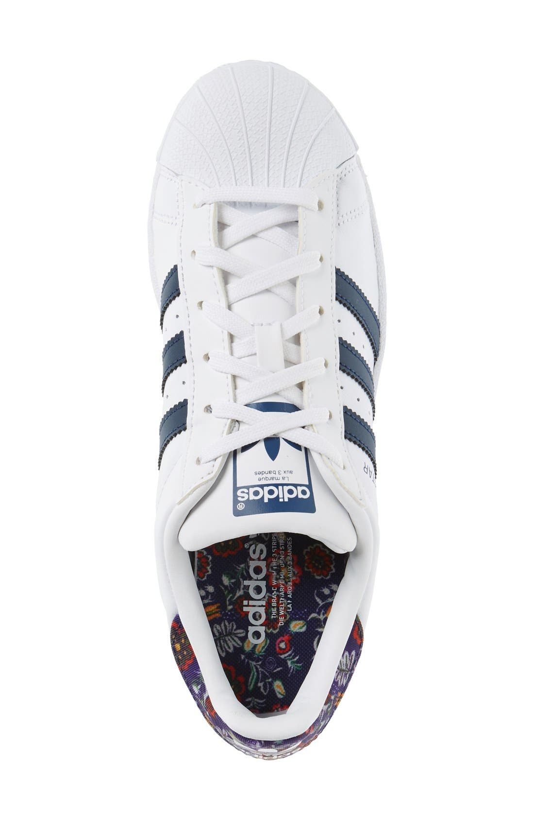 Alternate Image 3  - adidas x The FARM Company Superstar Sneaker