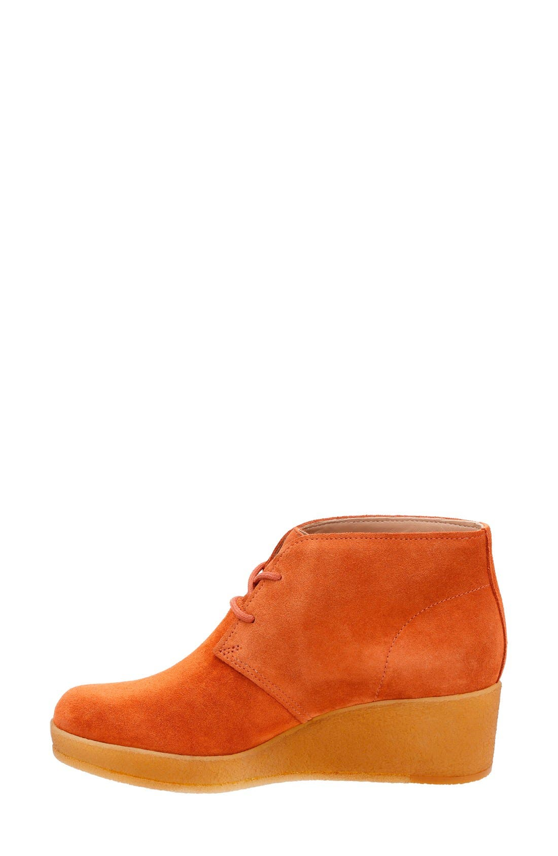 Alternate Image 2  - Clarks® Originals 'Athie Terra' Wedge Boot (Women)