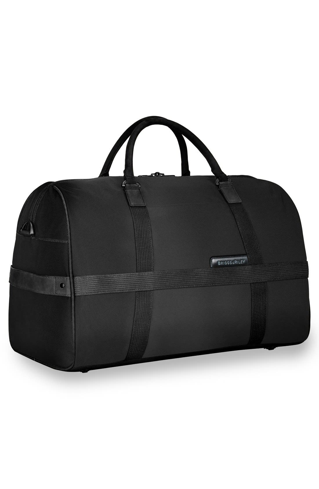 Alternate Image 4  - Briggs & Riley 'Baseline - Medium' Duffel Bag (22 Inch)