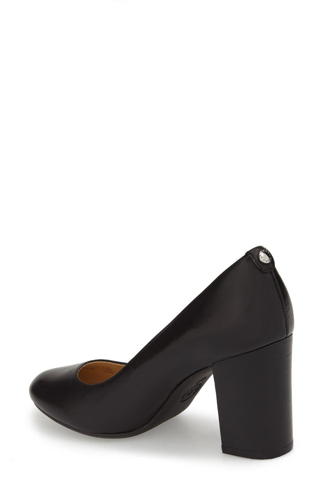 Alternate Image 2  - MICHAEL Michael Kors 'Lucy - Flex' Round Toe Pump (Women)