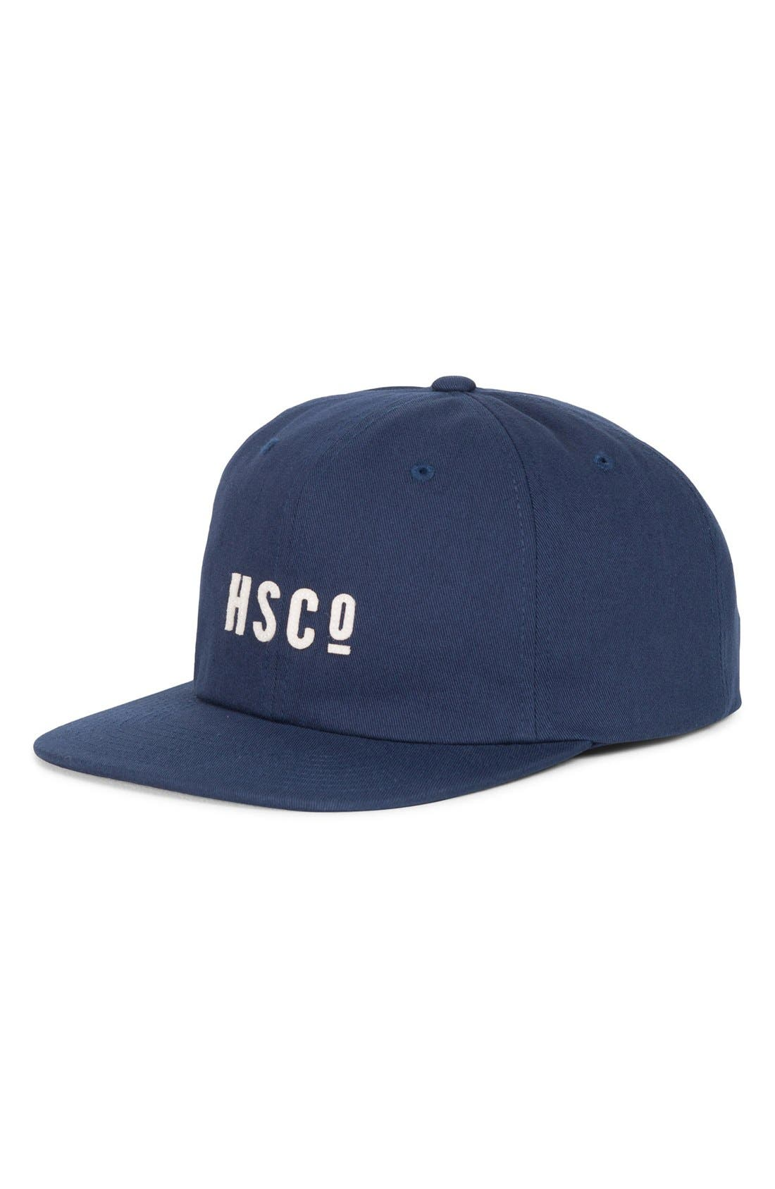 HERSCHEL SUPPLY CO. Mosby Snapback Baseball Cap