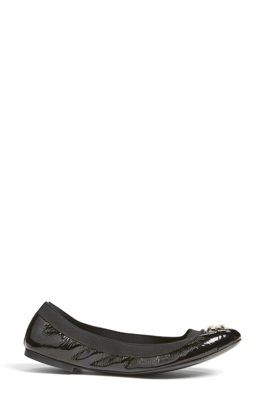 Alternate Image 4  - Tory Burch 'Jolie' Ballet Flat (Women)