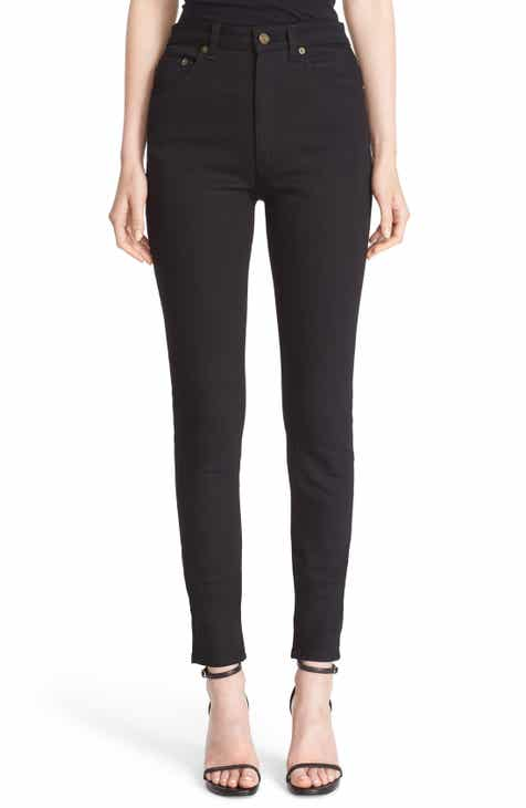 72eeef0c13c Women's Saint Laurent High-Waisted Jeans | Nordstrom
