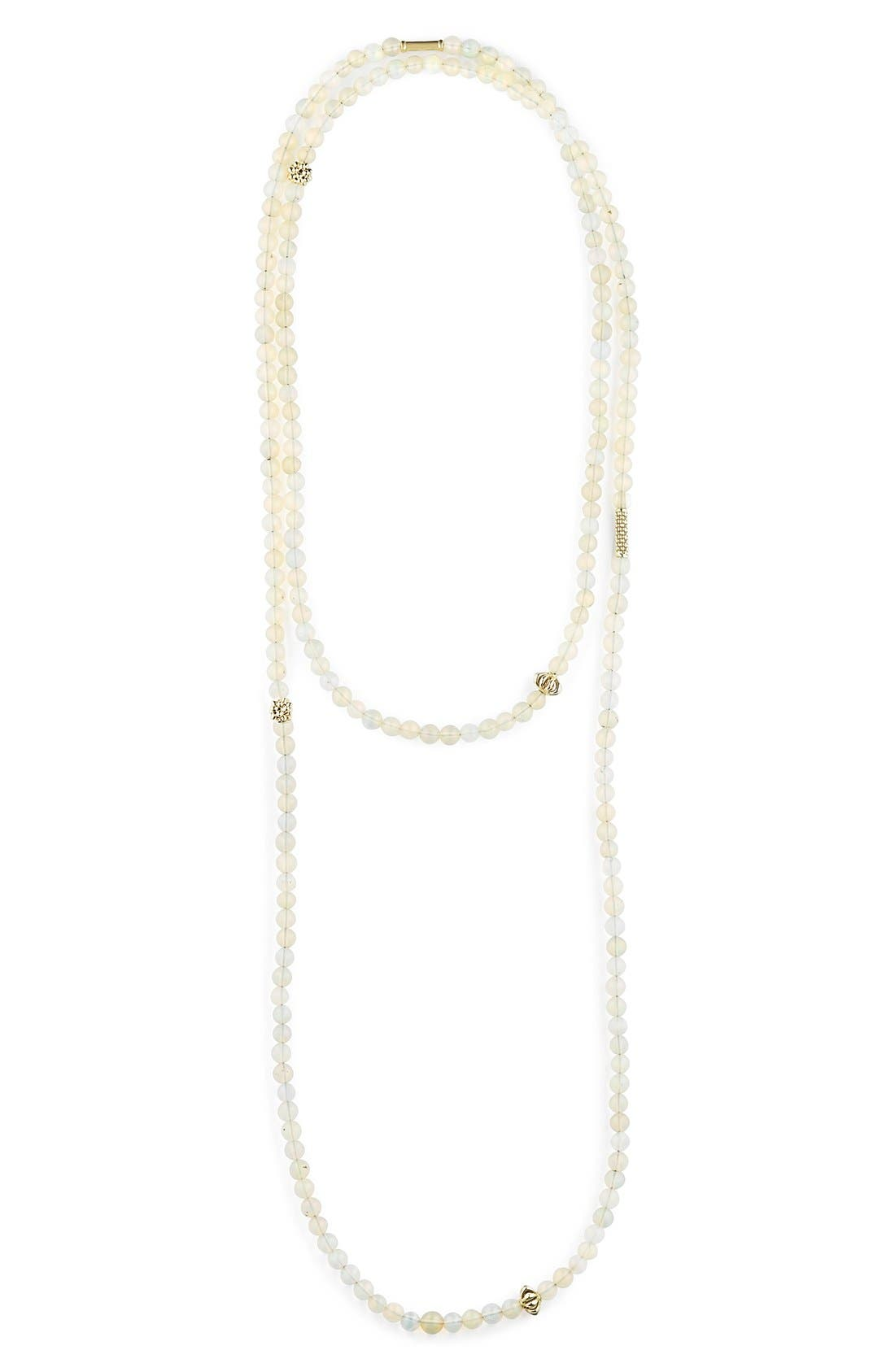 Alternate Image 1 Selected - LAGOS Caviar Icon Multistrand Necklace