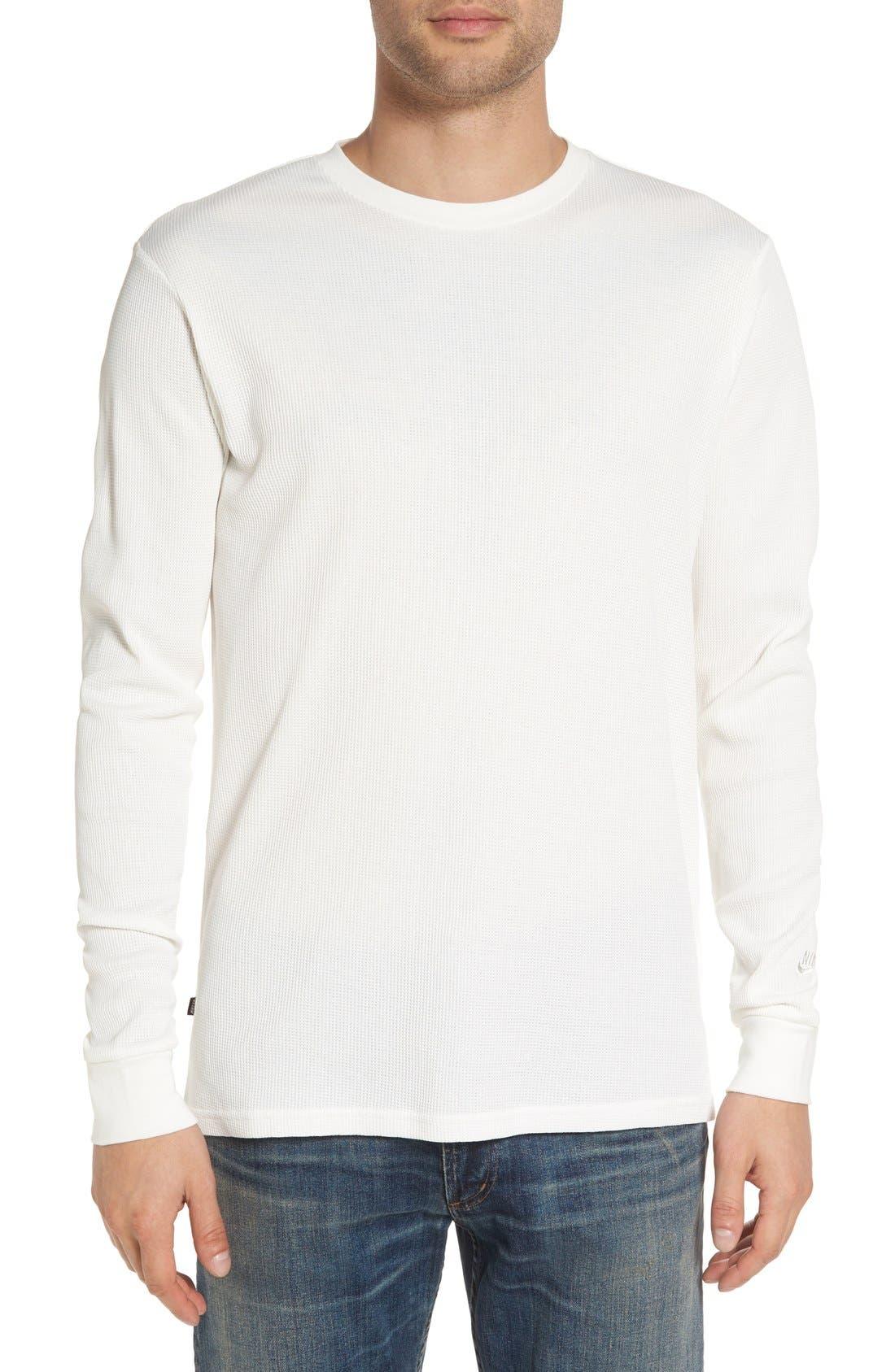 Alternate Image 1 Selected - Nike SB Thermal T-Shirt