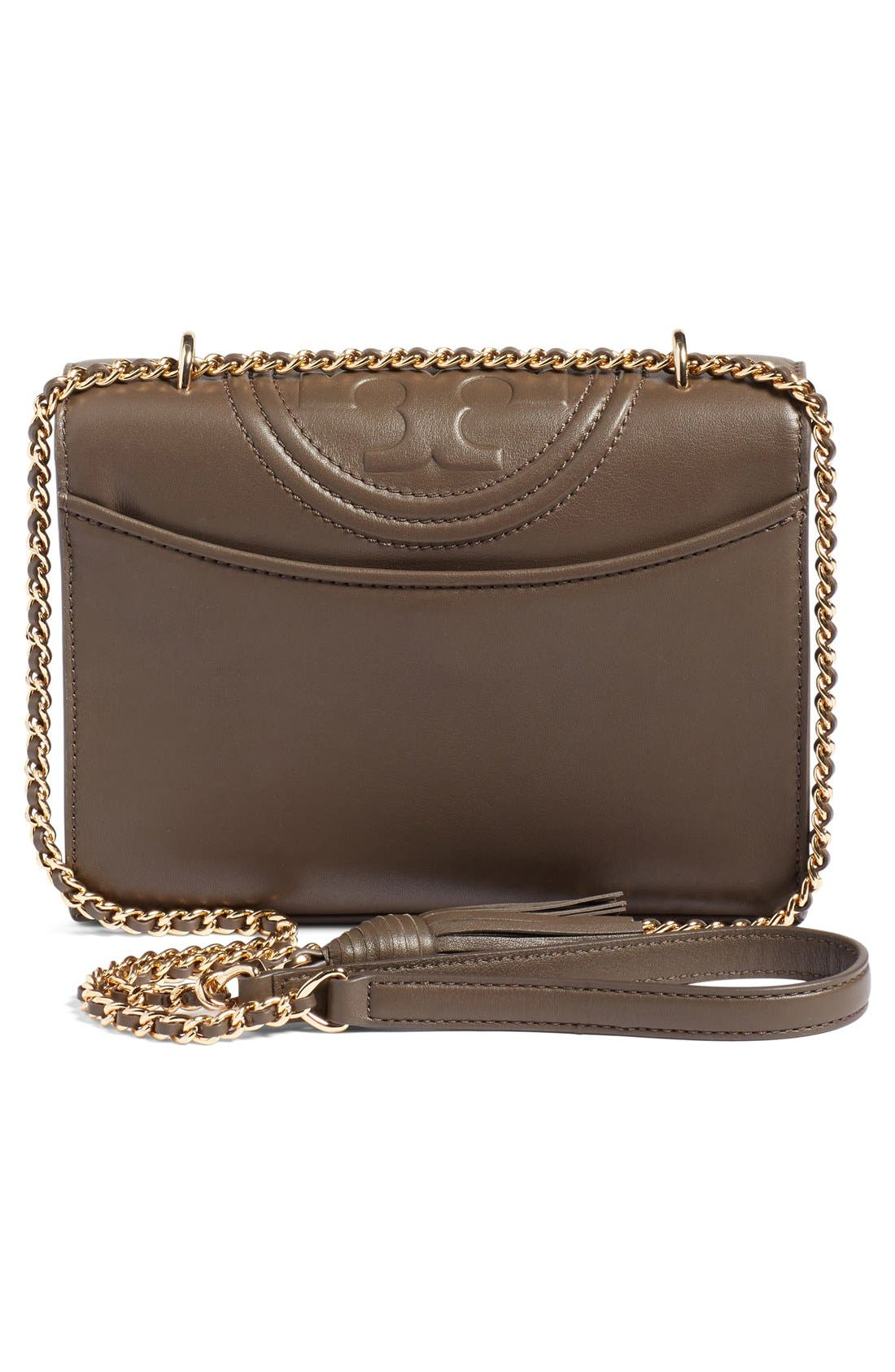 Alternate Image 3  - Tory Burch 'Fleming Stripe' Convertible Crossbody Bag