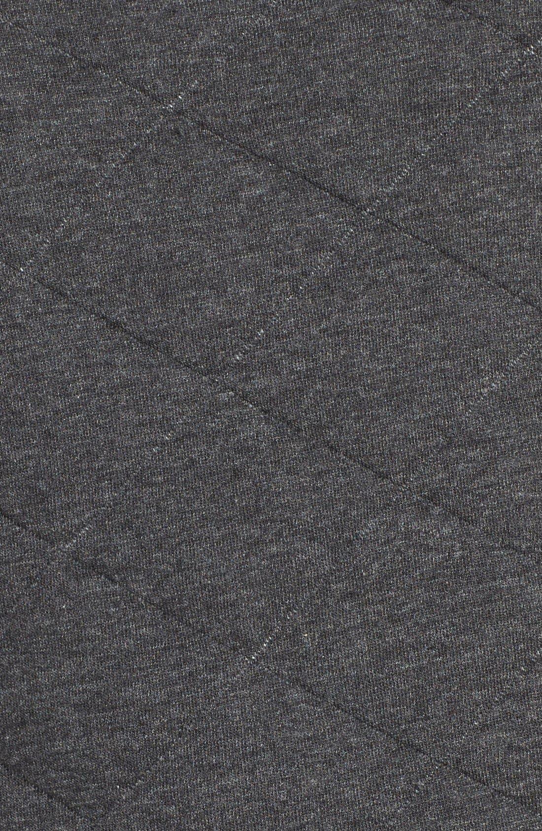 Alternate Image 5  - UGG® 'Kayla' Quilted Hoodie