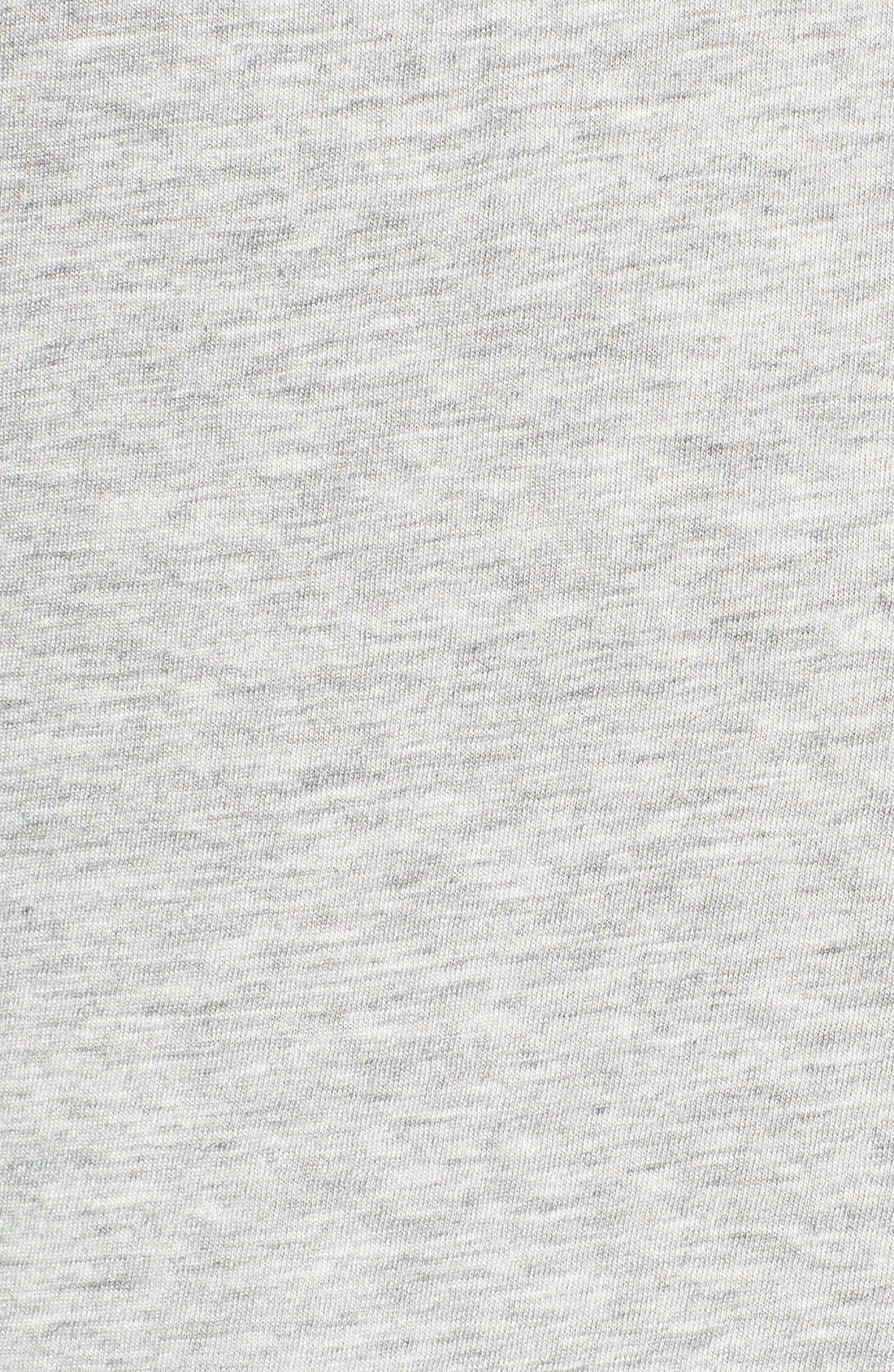 Alternate Image 5  - AG Ashton Cotton Muscle Tee