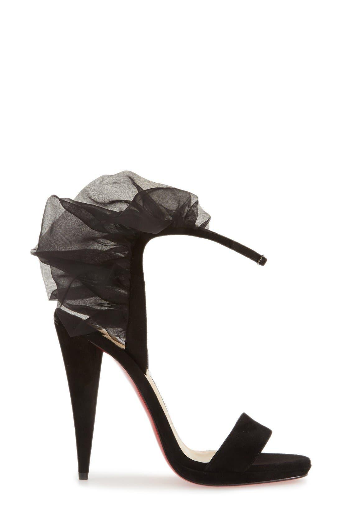 Alternate Image 4  - Christian Louboutin 'Jacqueline' Sandal