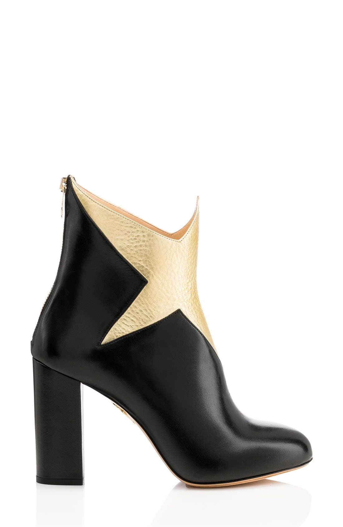 Alternate Image 1 Selected - Charlotte Olympia 'Galactica Star' Bootie (Women)