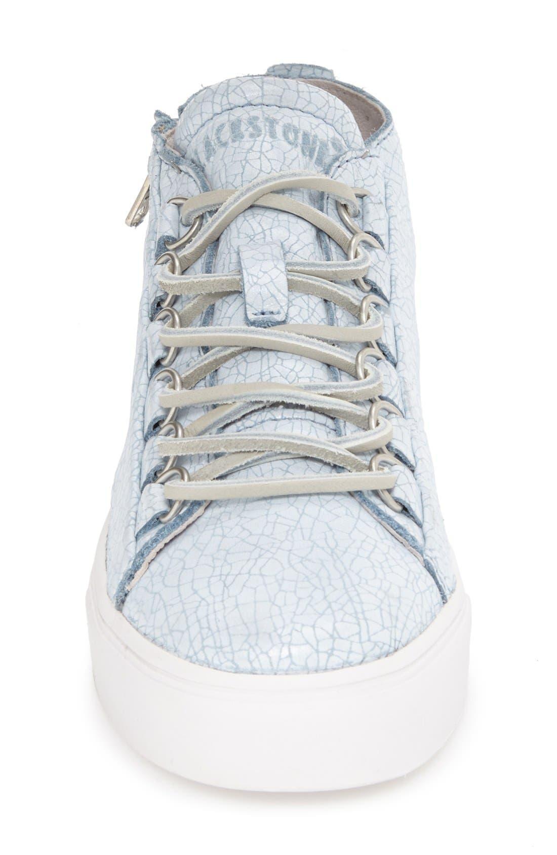 Alternate Image 3  - Blackstone 'LL60' Midi Sneaker (Women)