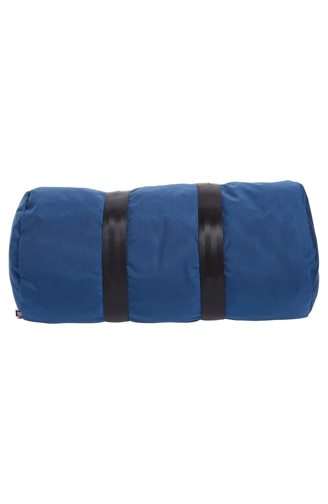 Classic Duffel Bag,                             Alternate thumbnail 6, color,                             Navy