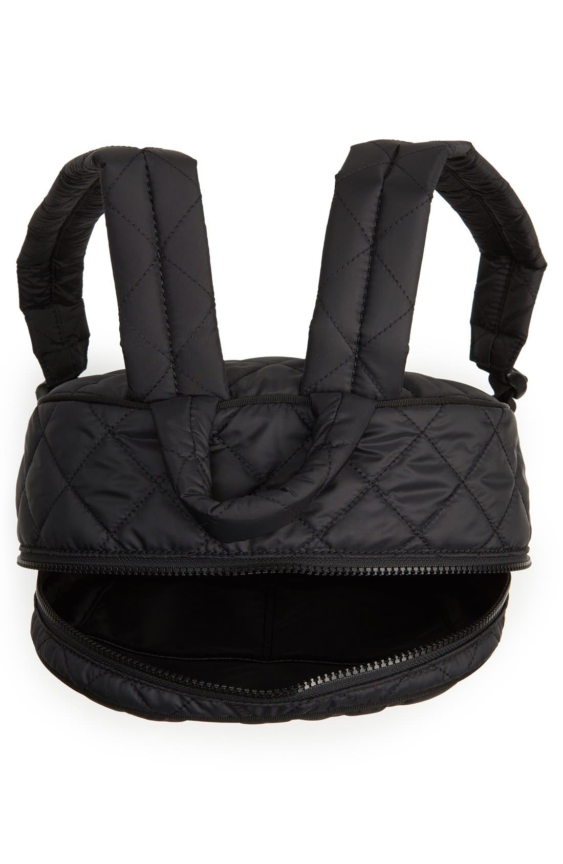 Alternate Image 3  - kate spade new york 'ridge street siggy' quilted backpack