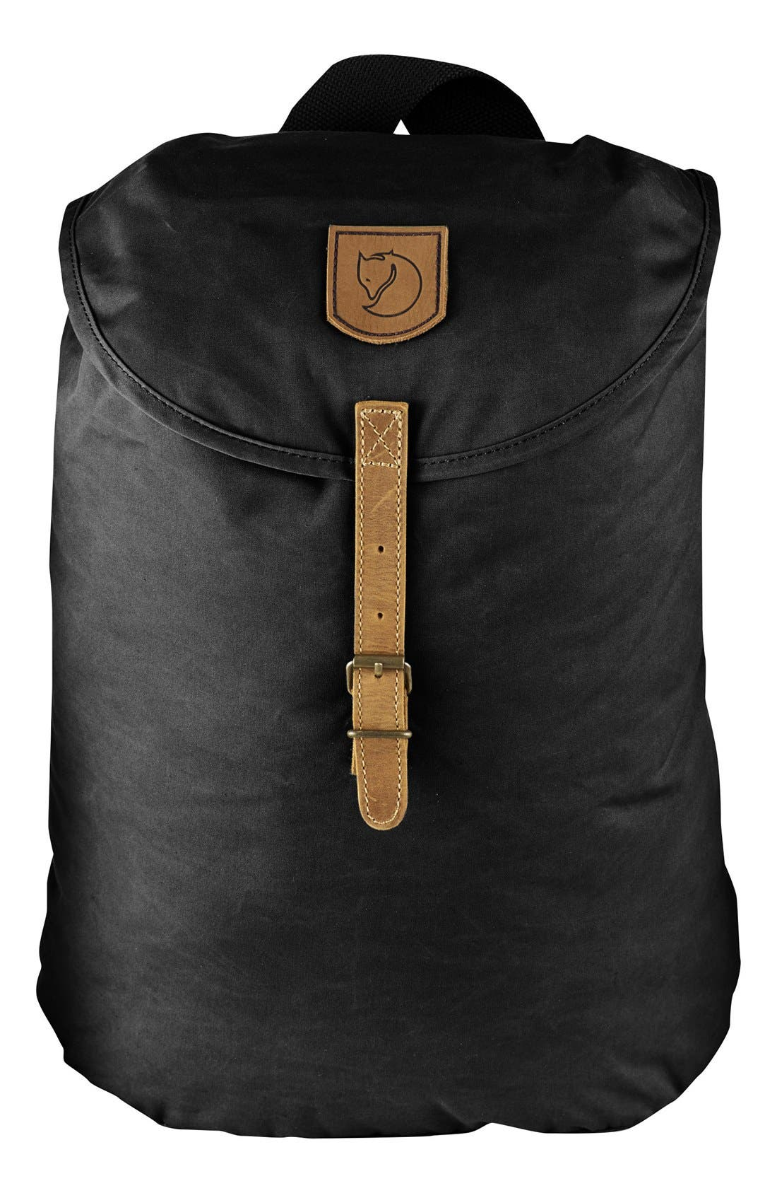 'Greenland' Small Backpack,                             Main thumbnail 1, color,                             Black