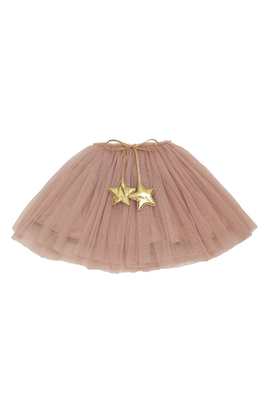 Star Tutu,                             Main thumbnail 1, color,                             Dusty Pink