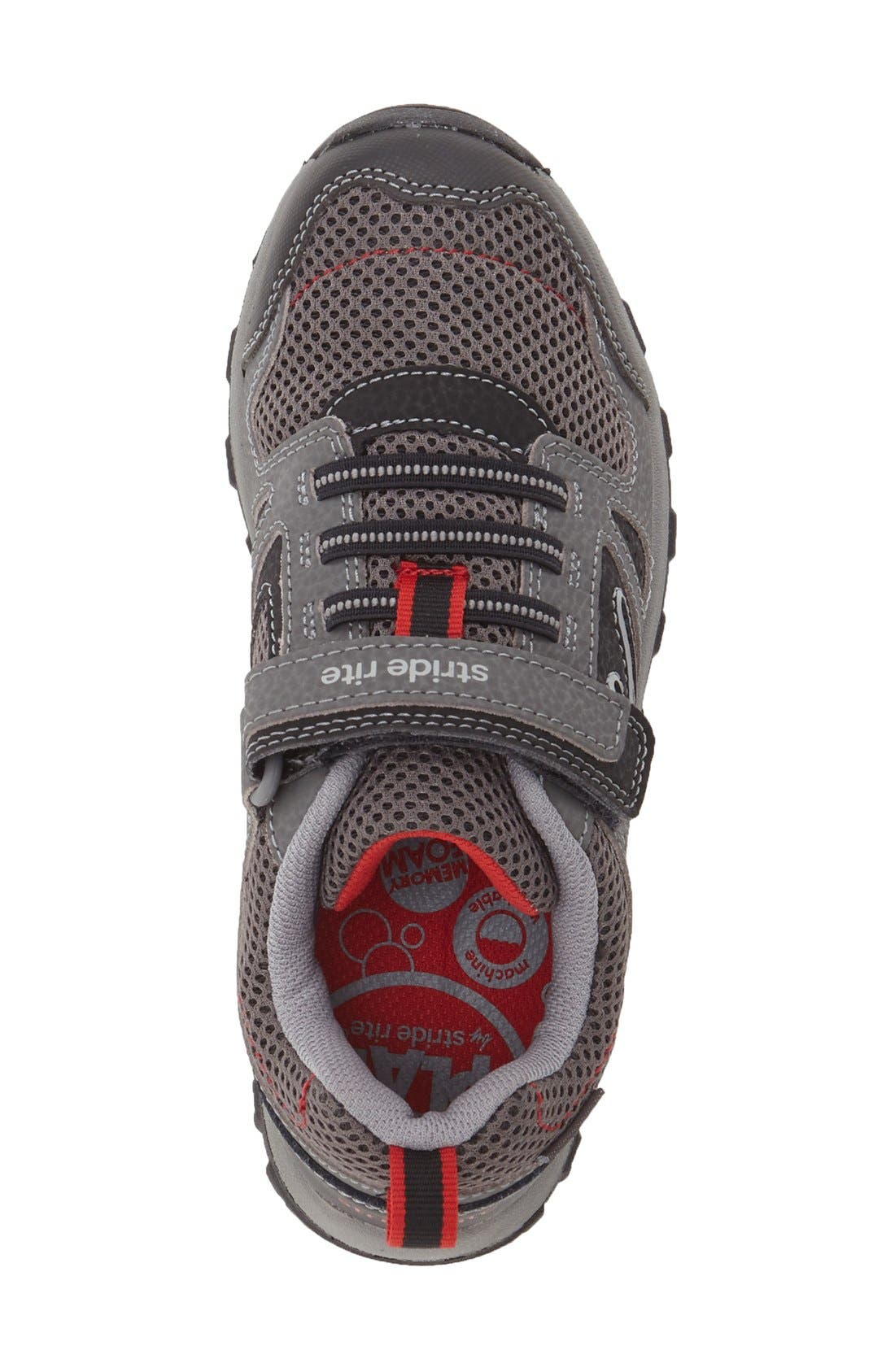 'Made 2 Play<sup>®</sup> Artin' Washable Sneaker,                             Alternate thumbnail 3, color,                             Grey