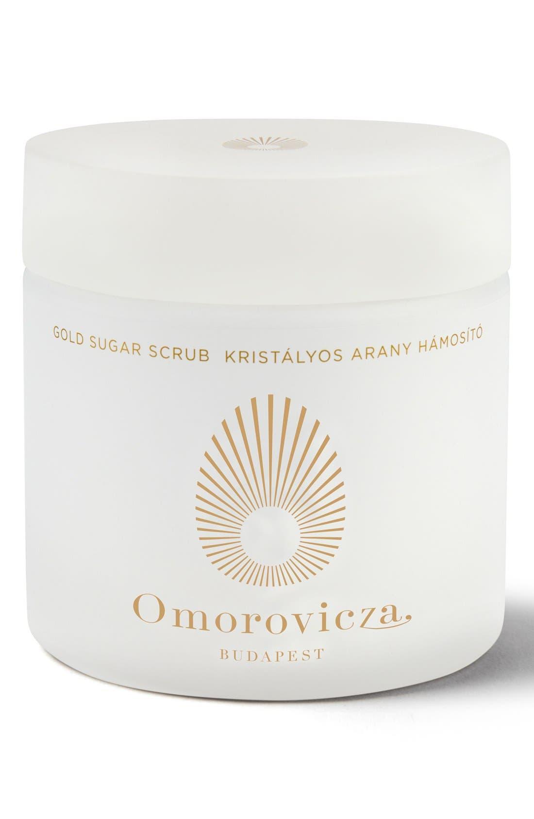 Omorovicza Gold Sugar Scrub