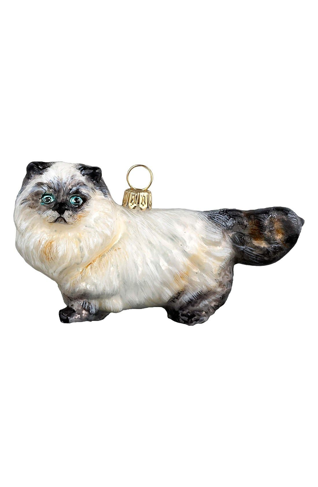 Alternate Image 1 Selected - Joy to the World Collectibles 'American Short Hair' Ornament