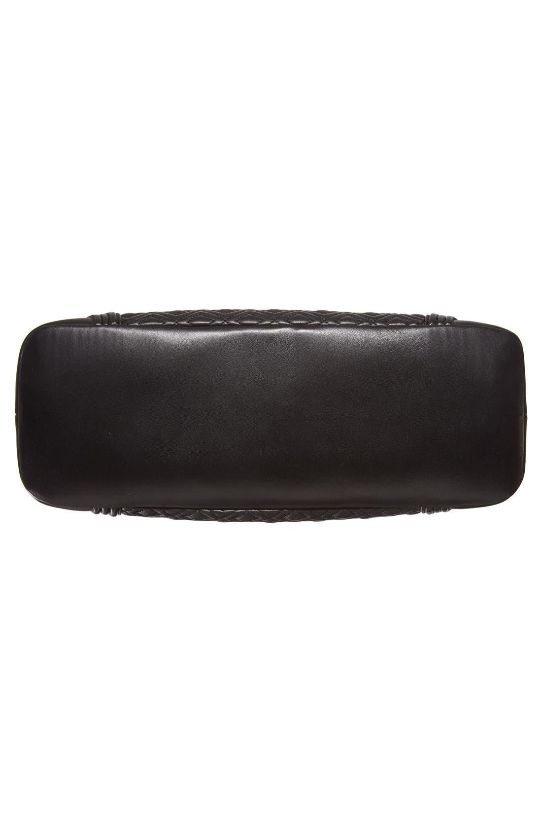 Alternate Image 6  - Tory Burch 'Fleming' Leather Shoulder Bag