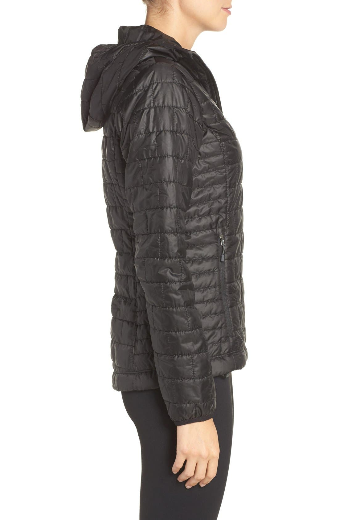 Alternate Image 3  - Patagonia Nano Puff® Hooded Water Resistant Jacket