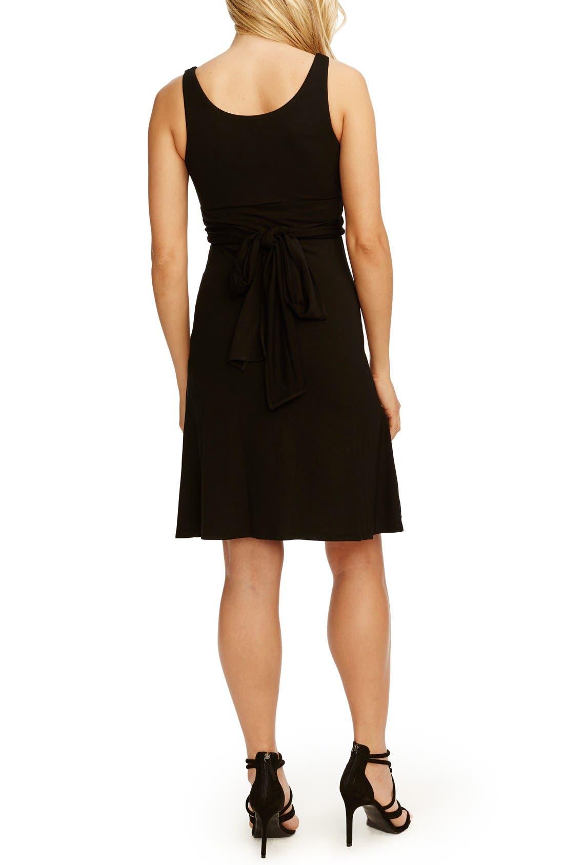 Alternate Image 2  - Rosie Pope 'Best' Maternity Dress