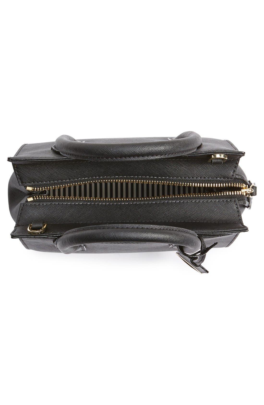 Alternate Image 4  - kate spade new york 'cameron street - mini candace' leather satchel