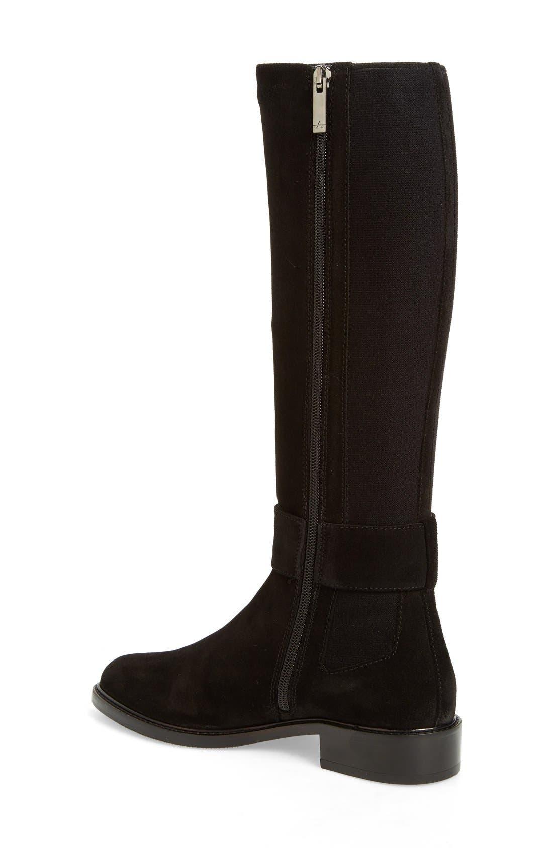 Alternate Image 2  - Aquatalia 'Giada' Weatherproof Riding Boot (Women)