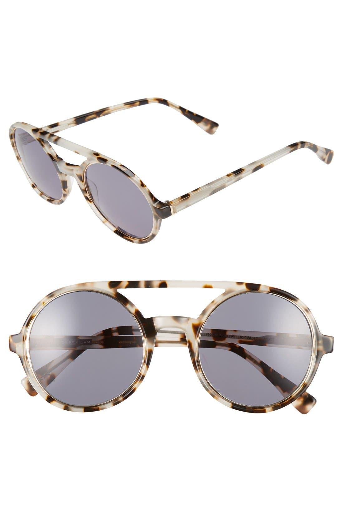 Alternate Image 1 Selected - Derek Lam 'Morton' 52mm Sunglasses