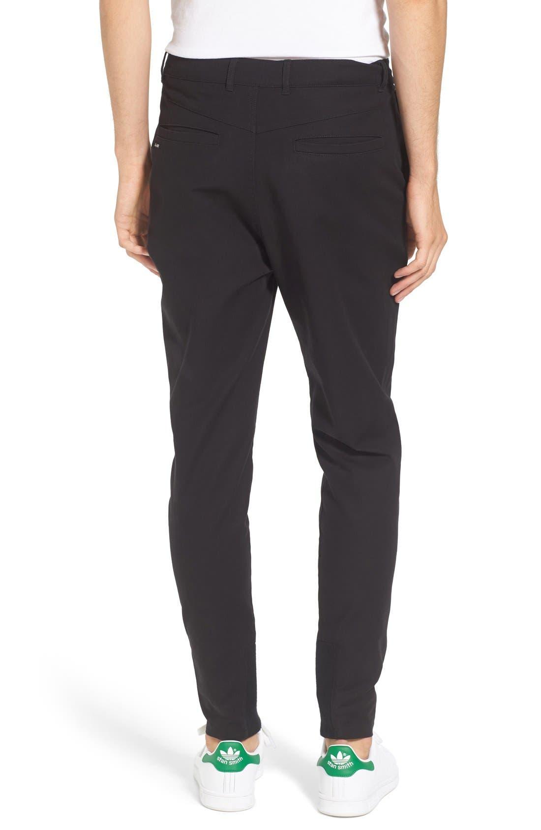 Alternate Image 2  - ZANEROBE 'Cling Ponte' Jogger Pants